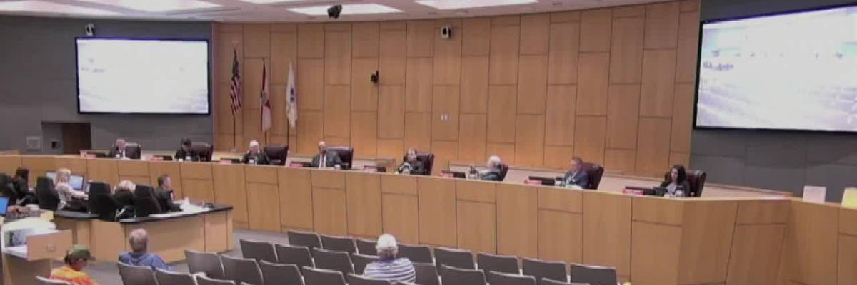 Cape Coral Residents conduct oversight on city hall.