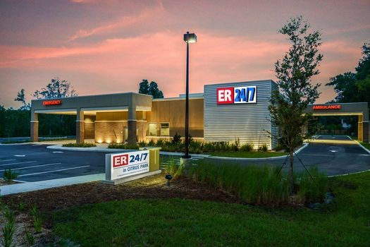 Proposed ER run by HCA West Florida