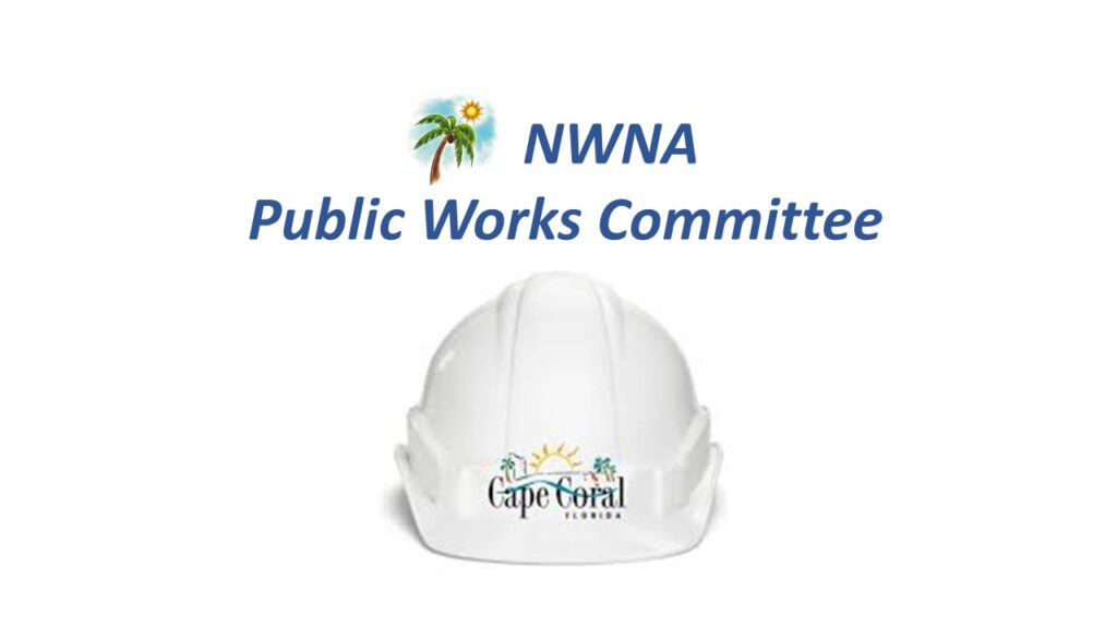 Public Works Committee Hat