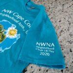 NWNA T-shirt