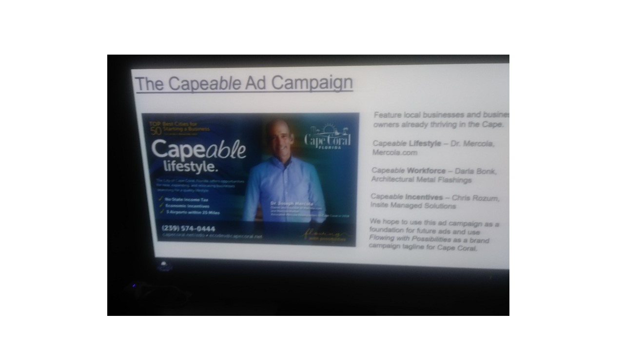 Picture of article for Cape Coral Economic Vision