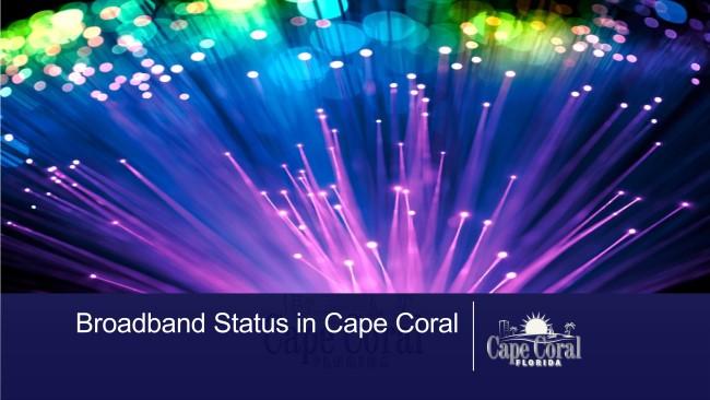 Broadband Presentation Slide