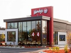Wendy's store front