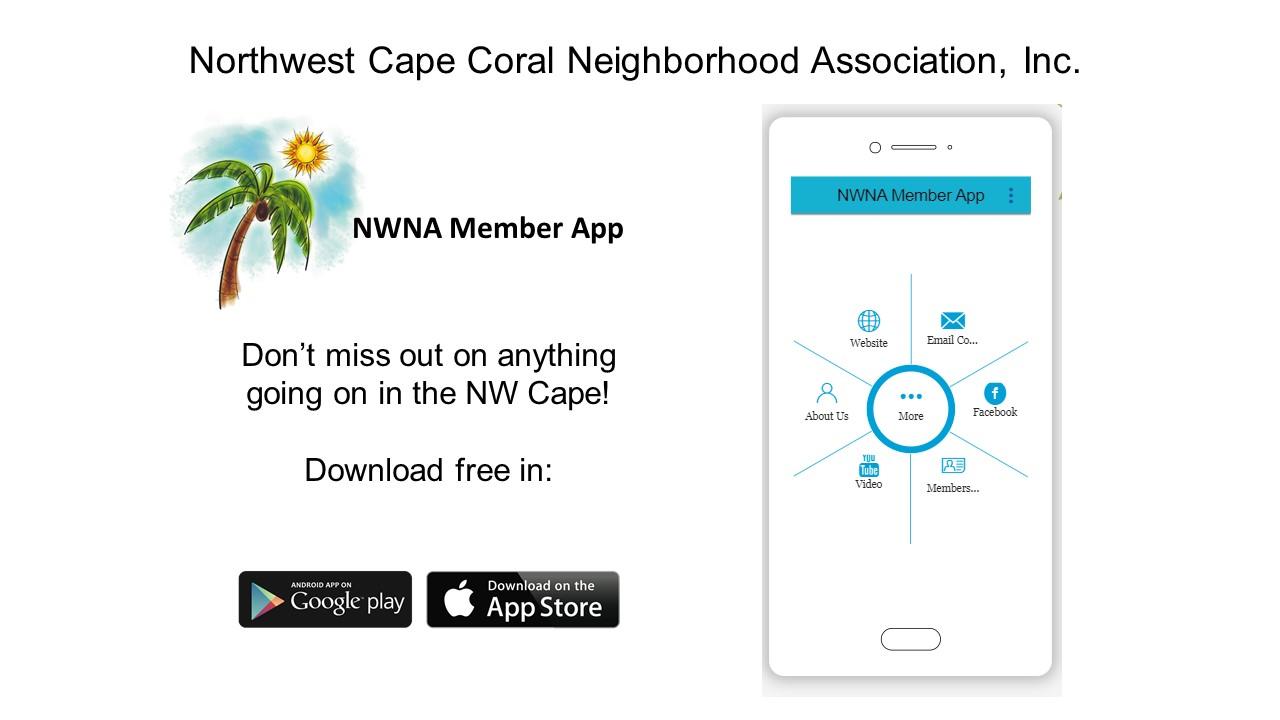 New NWNA Member App